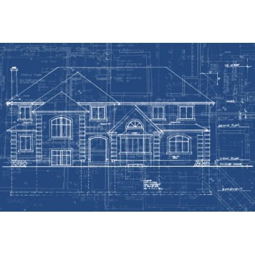 Architectual drawning printed on 24 lb regular paper architectural drawing printed on 24 lb regular paper bw 24 x 36 malvernweather Images